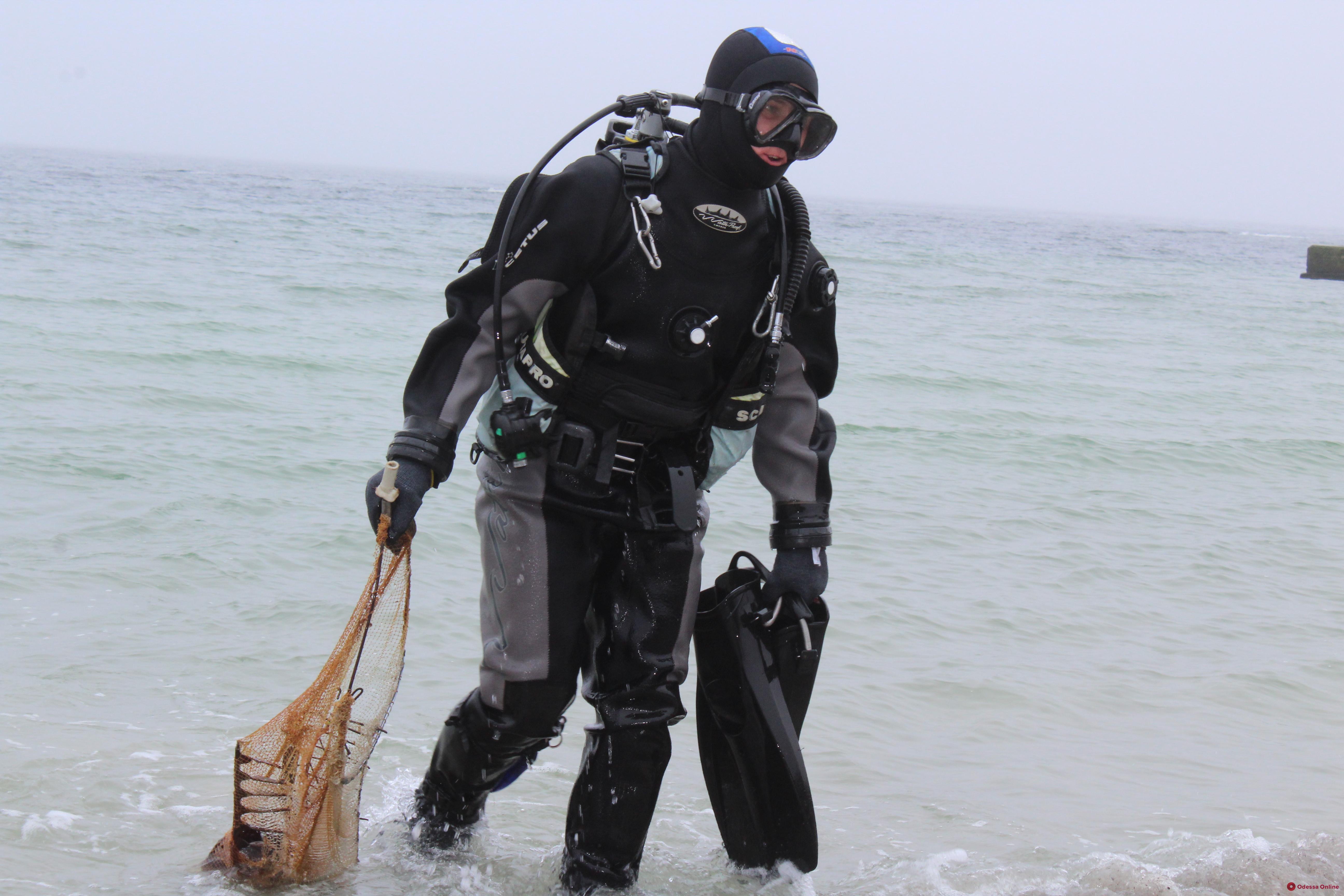 Водолазные работы в Крыму